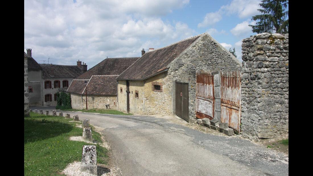 Villemarechal, Dorf