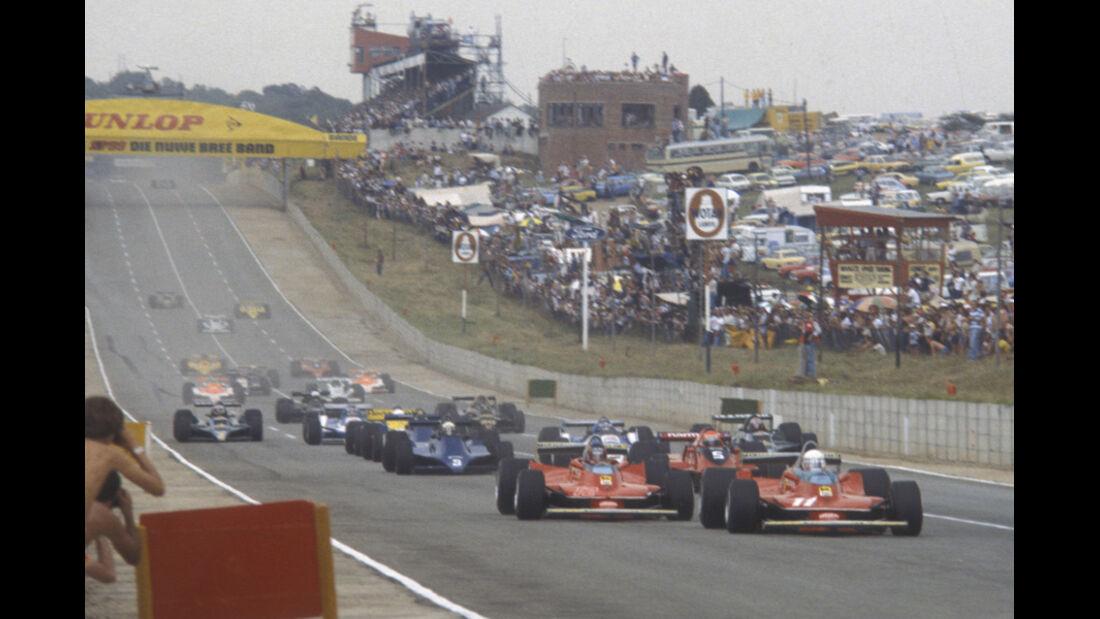 Villeneuve Scheckter 1979