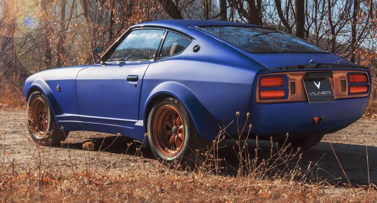 Vilner Datsun Z280 Fairlady Restomod