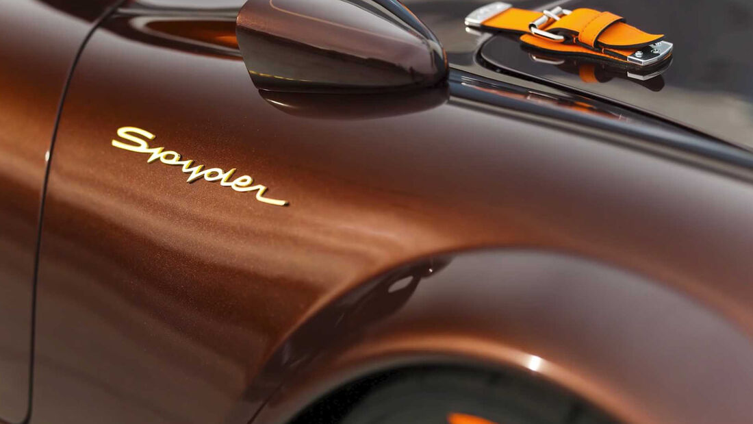 Vintage Motorcars Porsche 550 Spyder Replika Singleseat