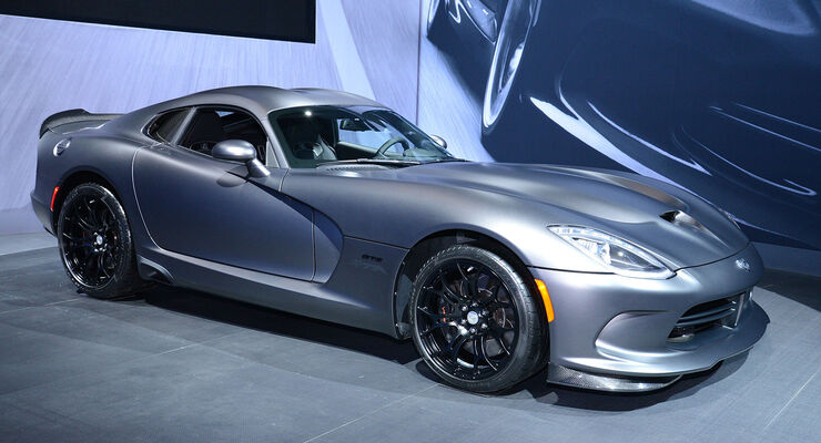 Viper Anodized Carbon Special Edition Package