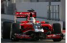Virgin F1 Test 2011