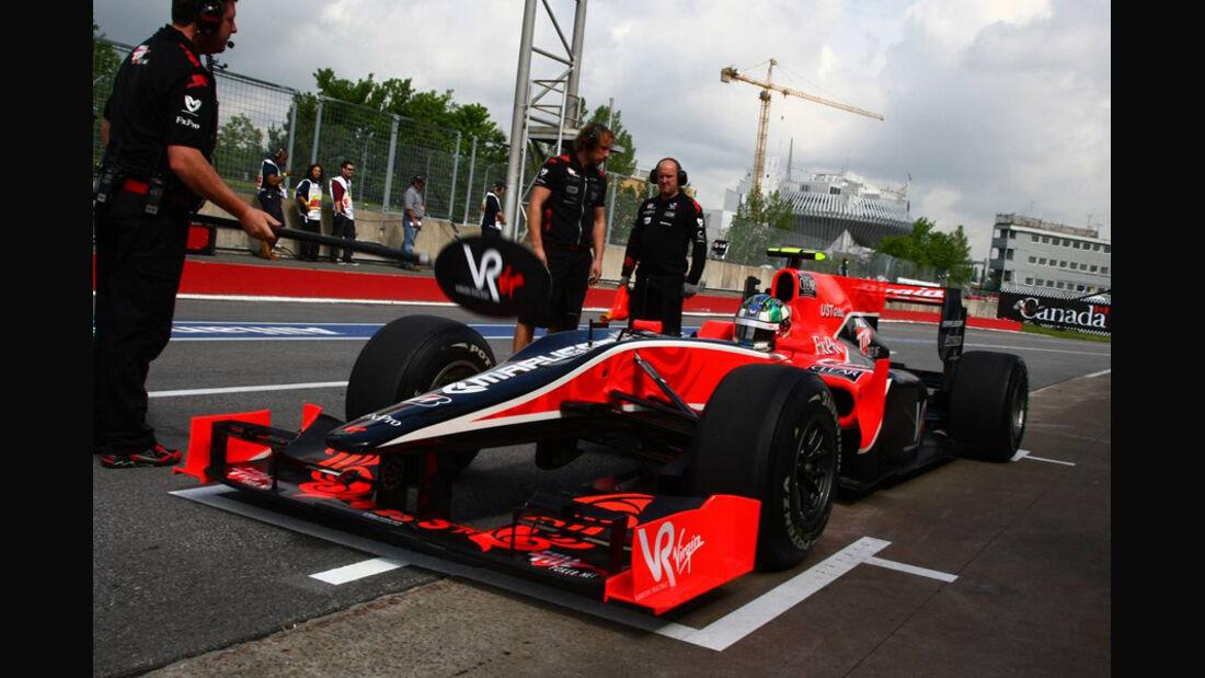 Virgin F1