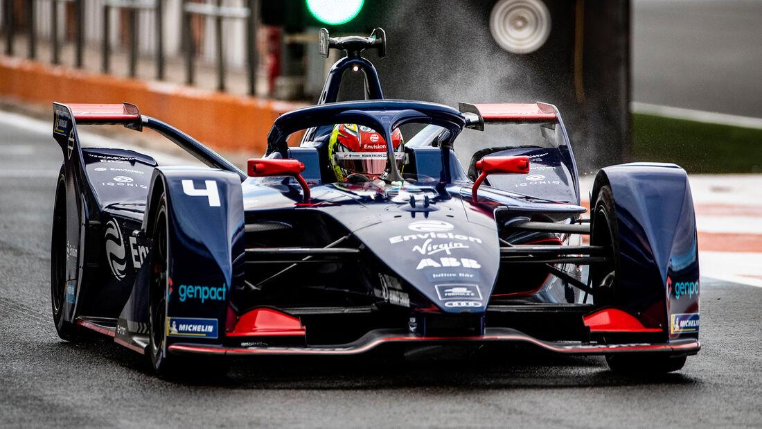 Virgin - Formel E