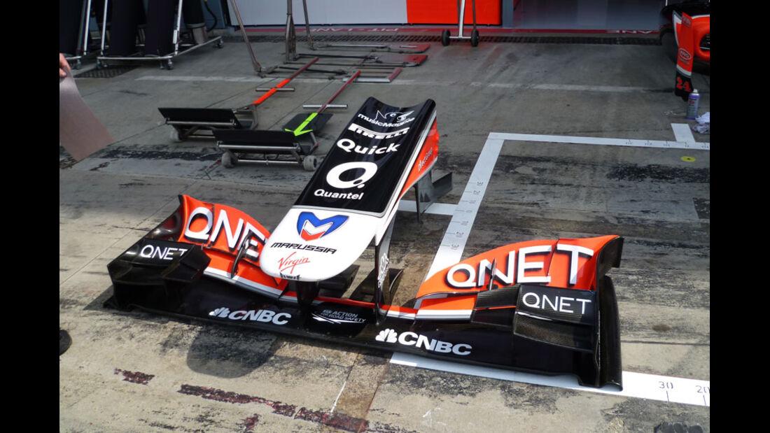 Virgin - GP Italien - 8. September 2011