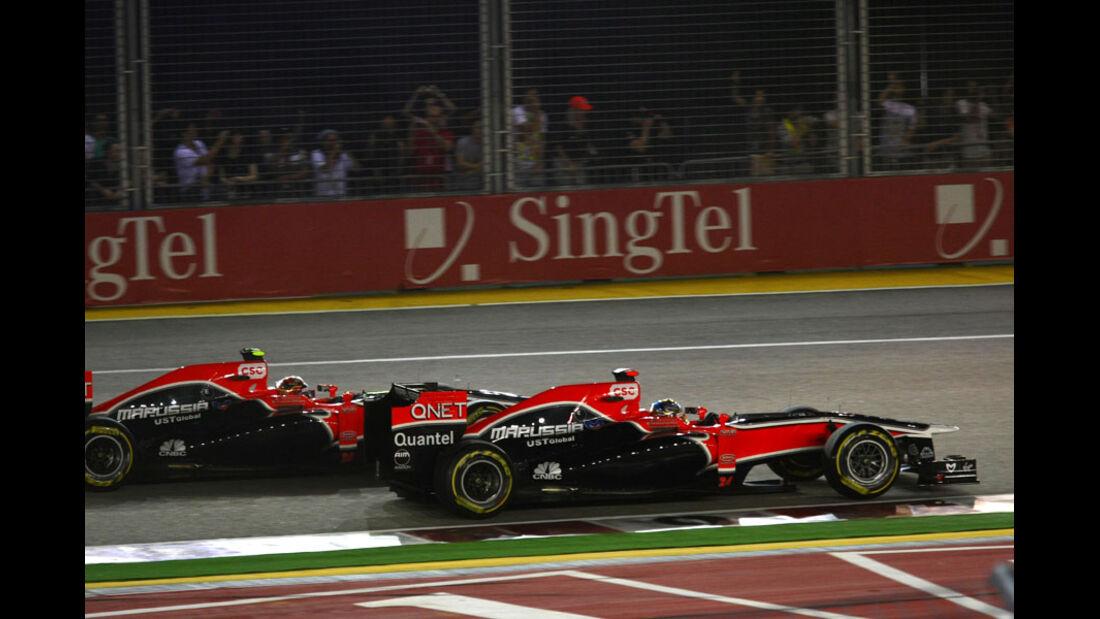 Virgin GP Singapur 2011