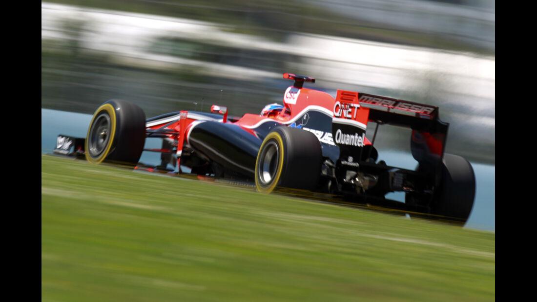 Virgin GP Türkei 2011