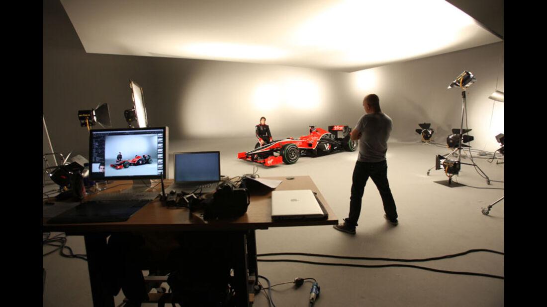 Virgin Racing 2010