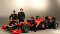 Virgin Racing 2010