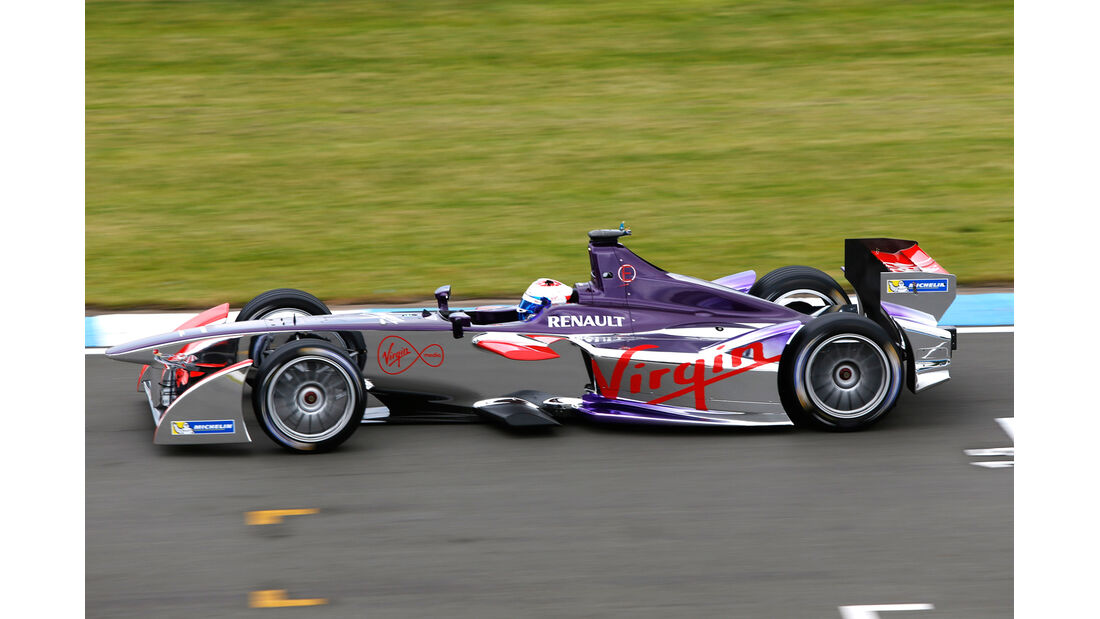Virgin Racing - Formel E 2014