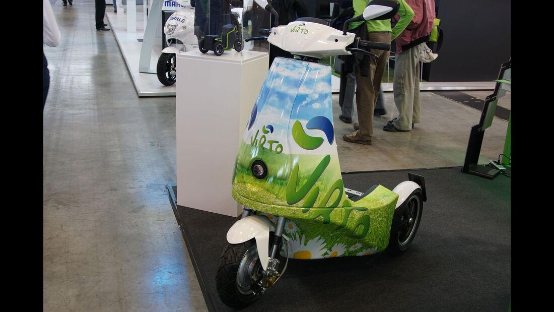 Virto - Electric Vehicle Symposium 2017 - Stuttgart - Messe - EVS30