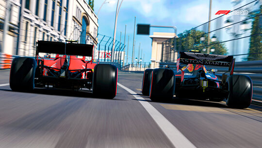 Virtueller GP Monaco 2020