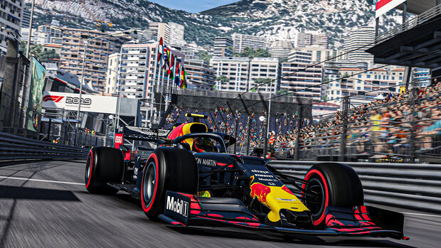 Virtueller GP Monaco 2020