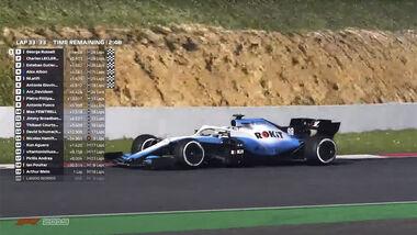 Virtueller Spanien Grand Prix 2020
