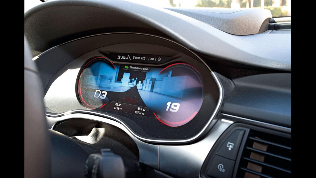 Virtuelles Cockpit