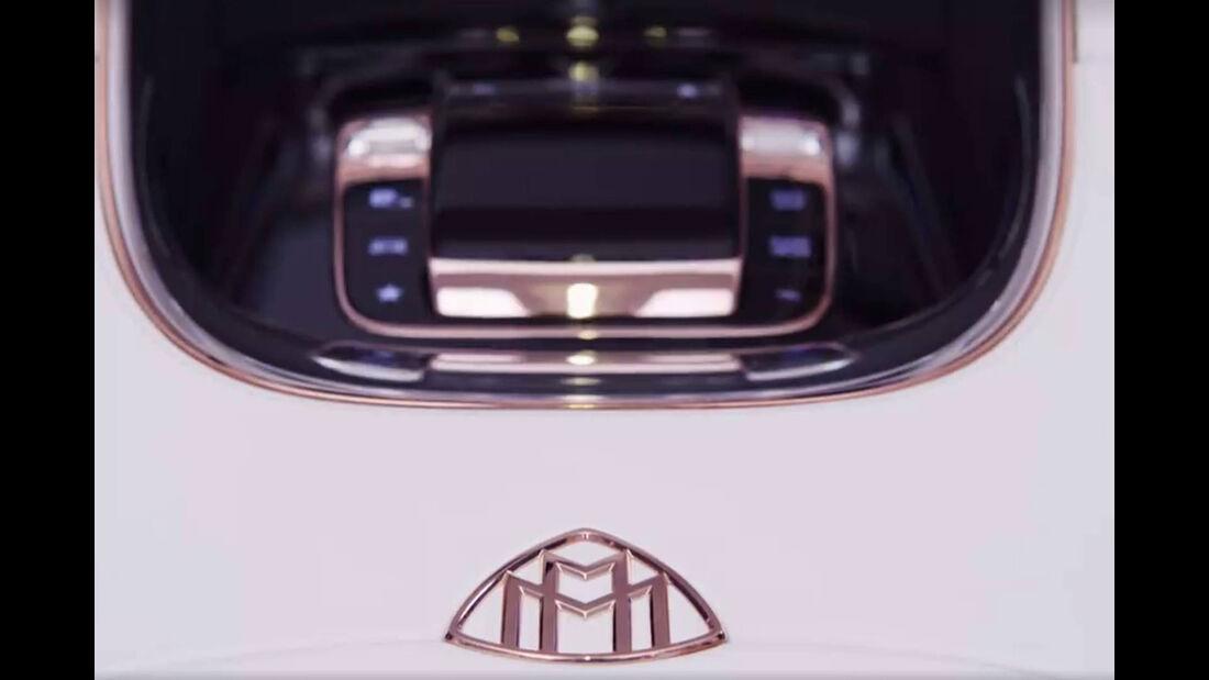 Vision Mercedes-Maybach SUV