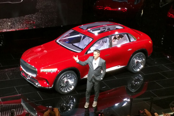 vision mercedes-maybach ultimate luxury (2018): alle infos - auto