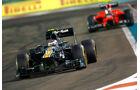 Vitaly Petrov GP Abu Dhabi 2012