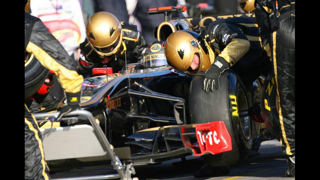 Vitaly Petrov GP Australien 2011