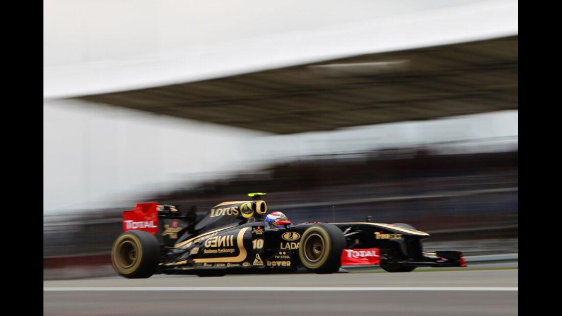 Vitaly Petrov GP Deutschland 2011