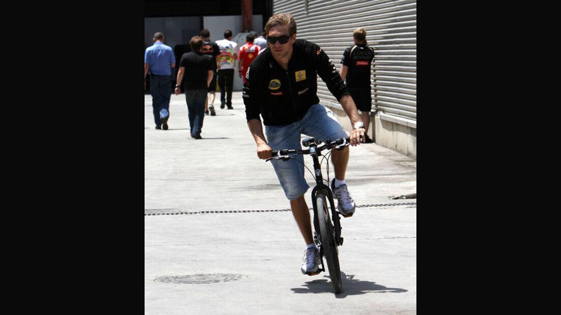 Vitaly Petrov GP Europa 2011