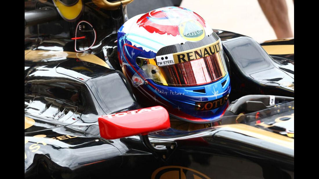 Vitaly Petrov - GP Europa Valencia 2011