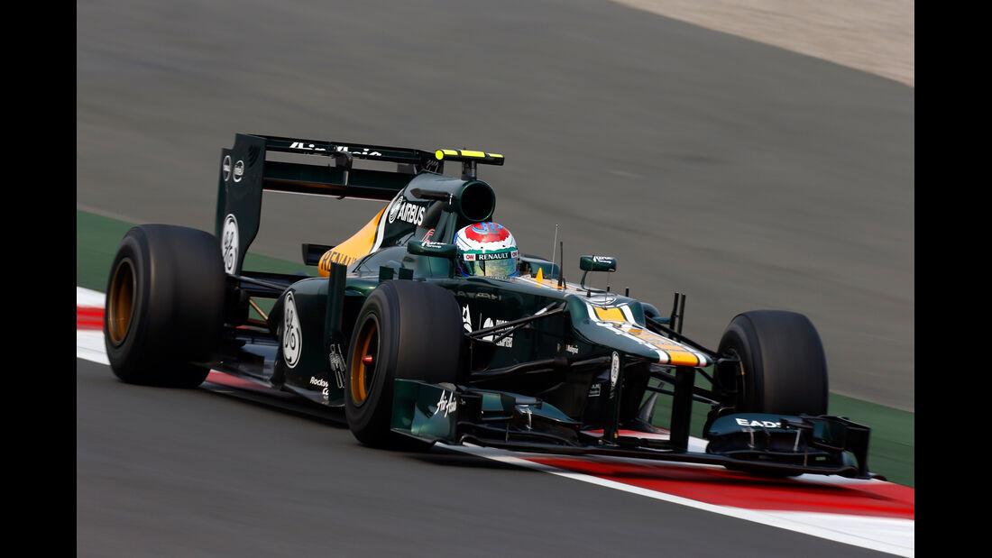 Vitaly Petrov GP Indien 2012