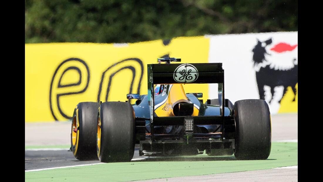 Vitaly Petrov GP Ungarn 2012