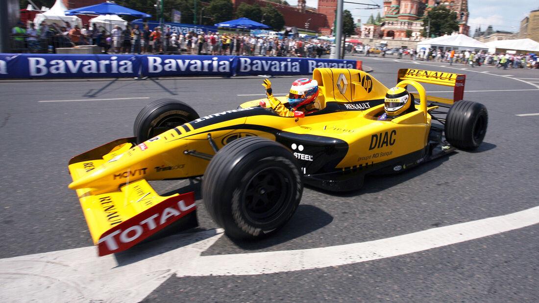 Vitaly Petrov - Renault 3-Sitzer - 2010