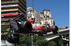 Vitantonio Liuzzi GP Monaco 2011