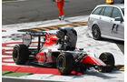 Vitantonio Liuzzi HRT GP Italien 2011