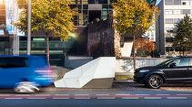Vitronic Enforcement Trailer Blitzer-Anhänger
