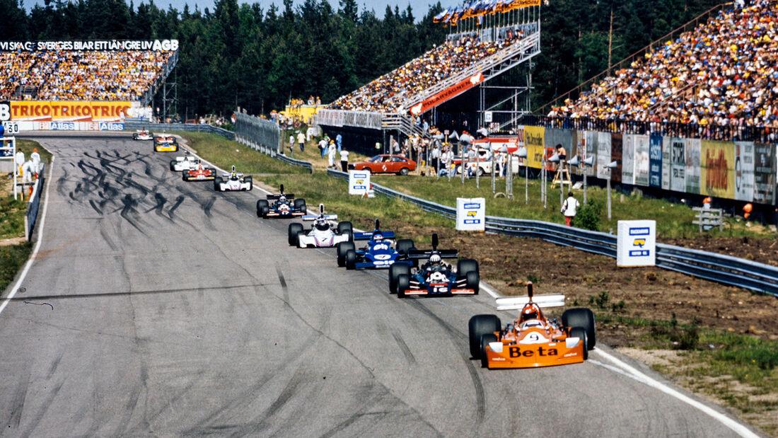 Vittorio Brambilla - GP Schweden 1975