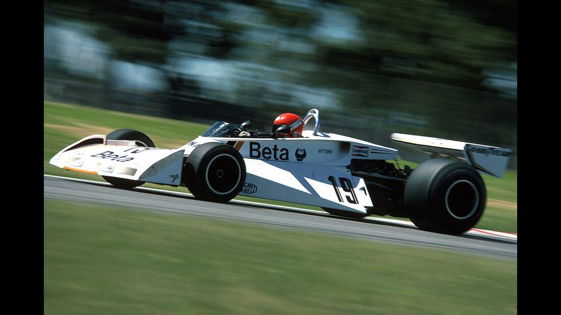 Vittorio Brambilla, Surtees-Ford TS19