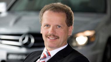 Volker Mornhinweg, Porträt