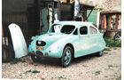 Volks-Wagen Prototyp, Chassis
