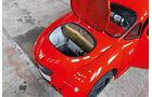 Volks-Wagen Prototyp, Motorhaube