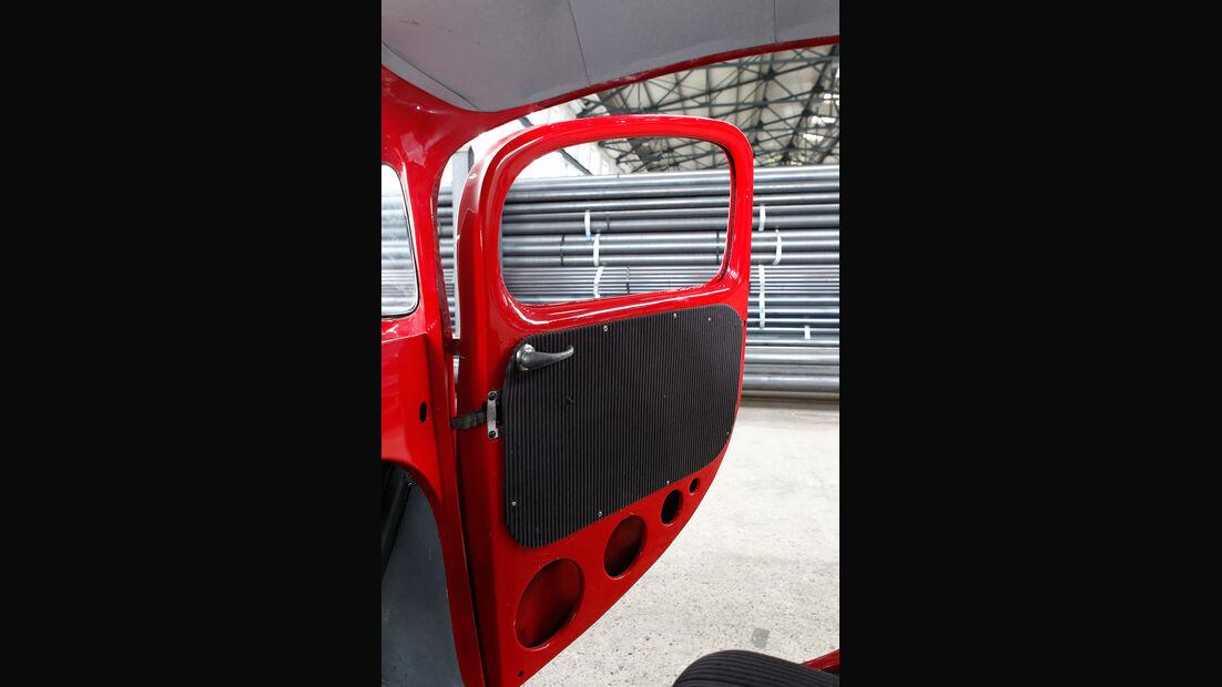 Volks-Wagen Prototyp, Seitentür