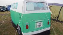 "Volkswagen Bulli ""Zelt"" - Fan-Autos - 24h-Rennen Le Mans 2015"