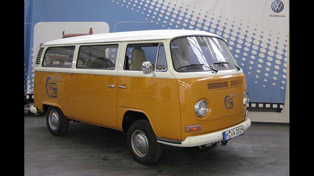 Volkswagen Bus T2 a/b