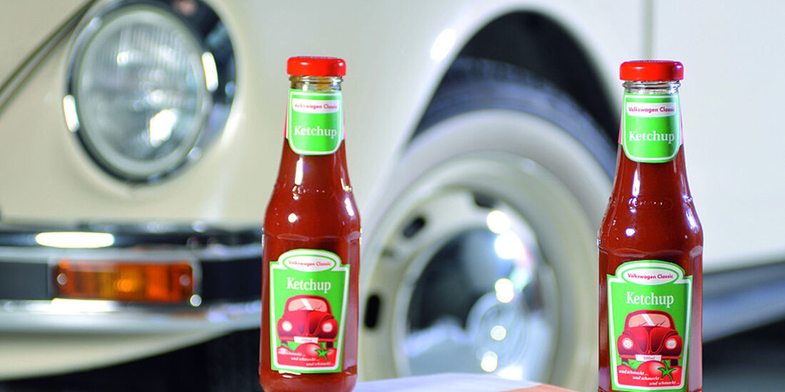 Volkswagen Classic Ketchup