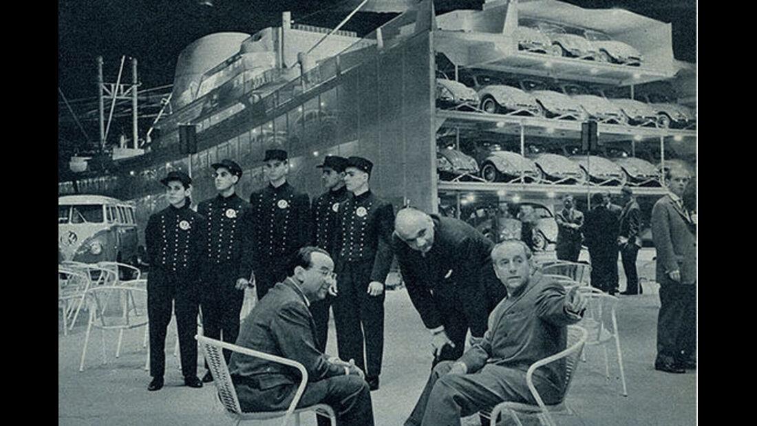 Volkswagen, Containerschiff, IAA 1959
