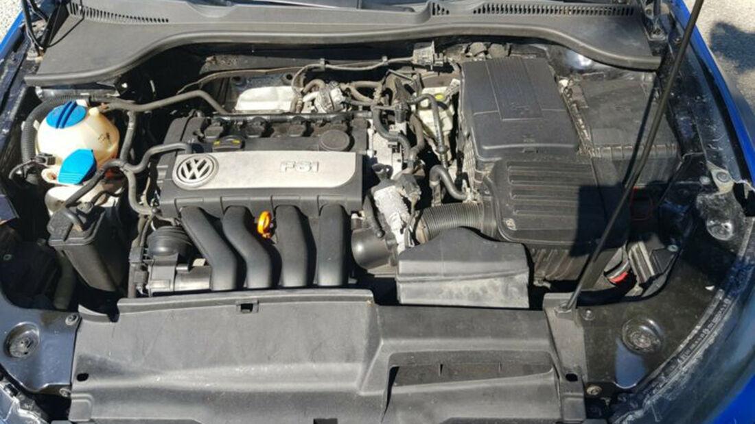 Volkswagen Eos 2.0 FSI Scirocco