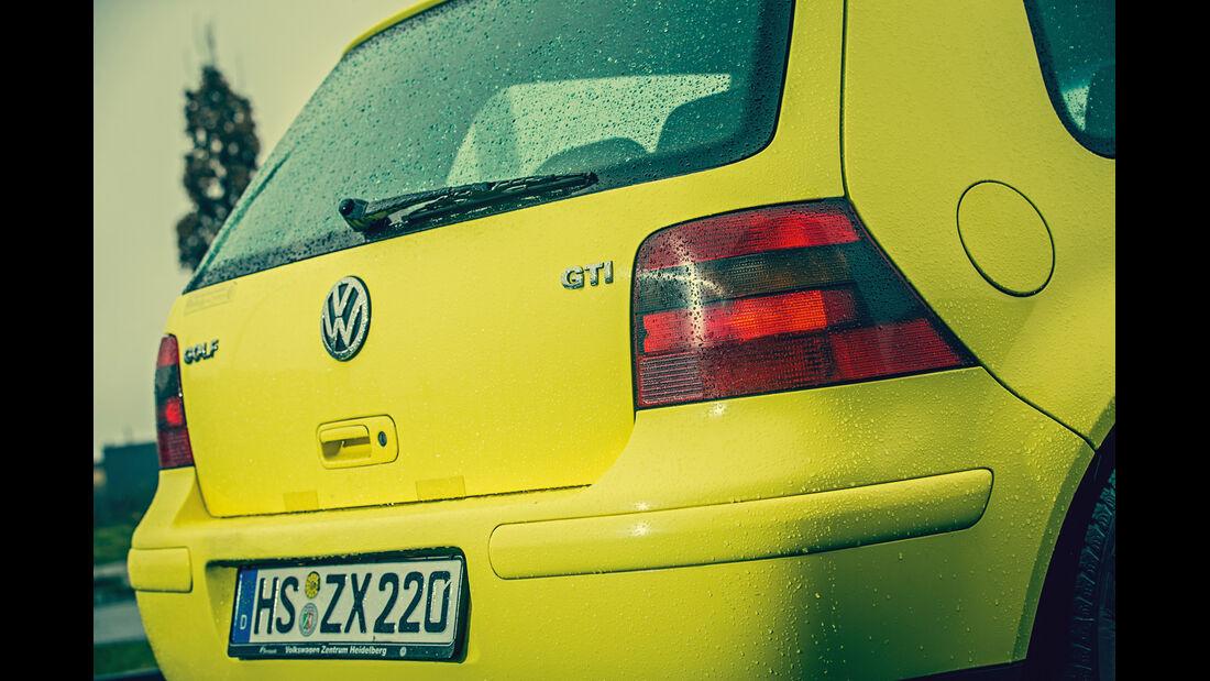 Volkswagen Golf 1.9 TDI, Heckleuchte