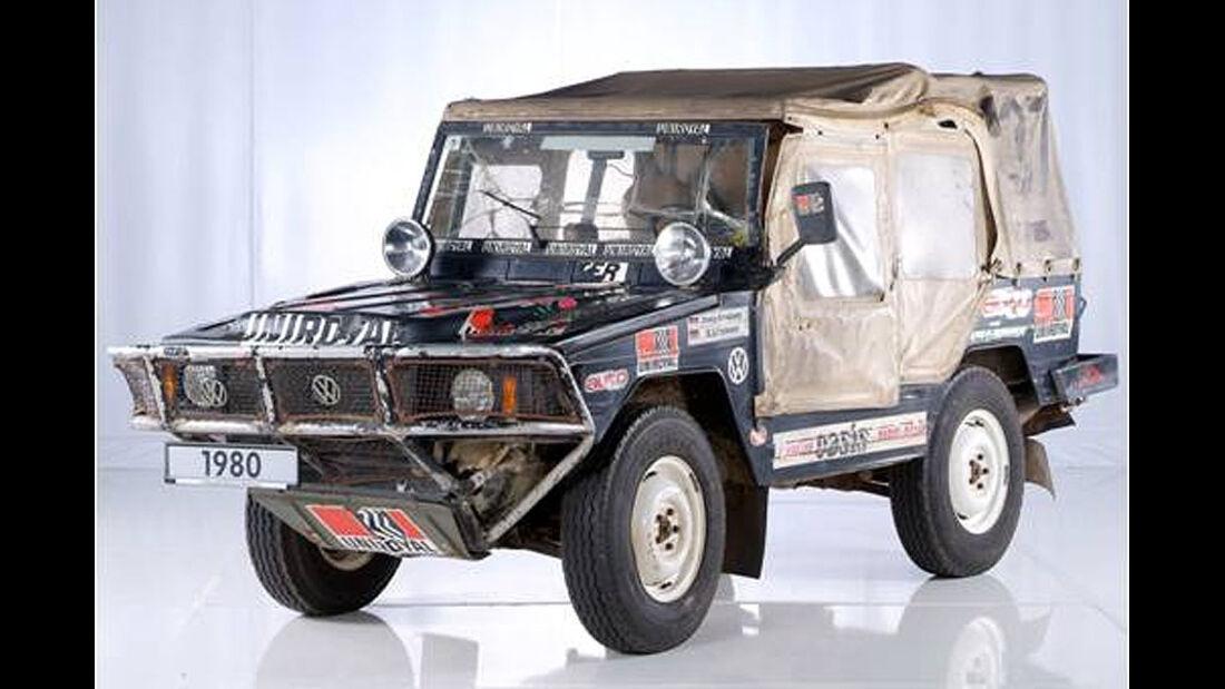 Volkswagen Iltis Paris Dakar