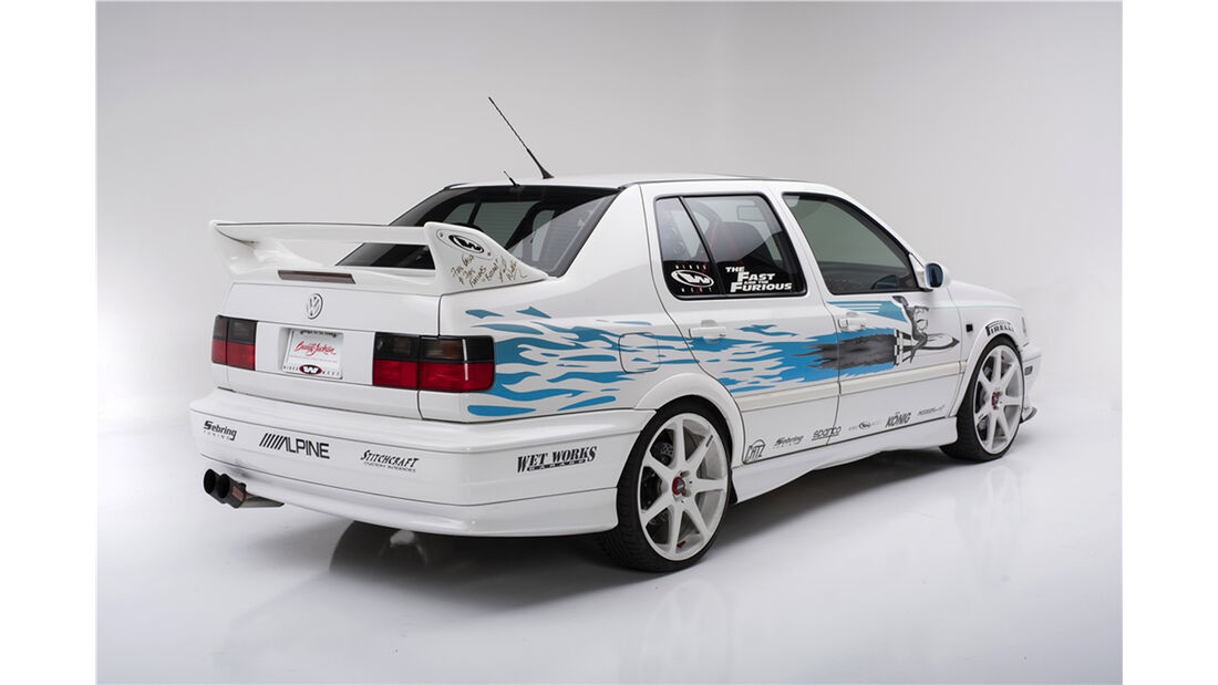 Volkswagen Jetta, Vento, Fast and Furious, Auktion, Paul Walker