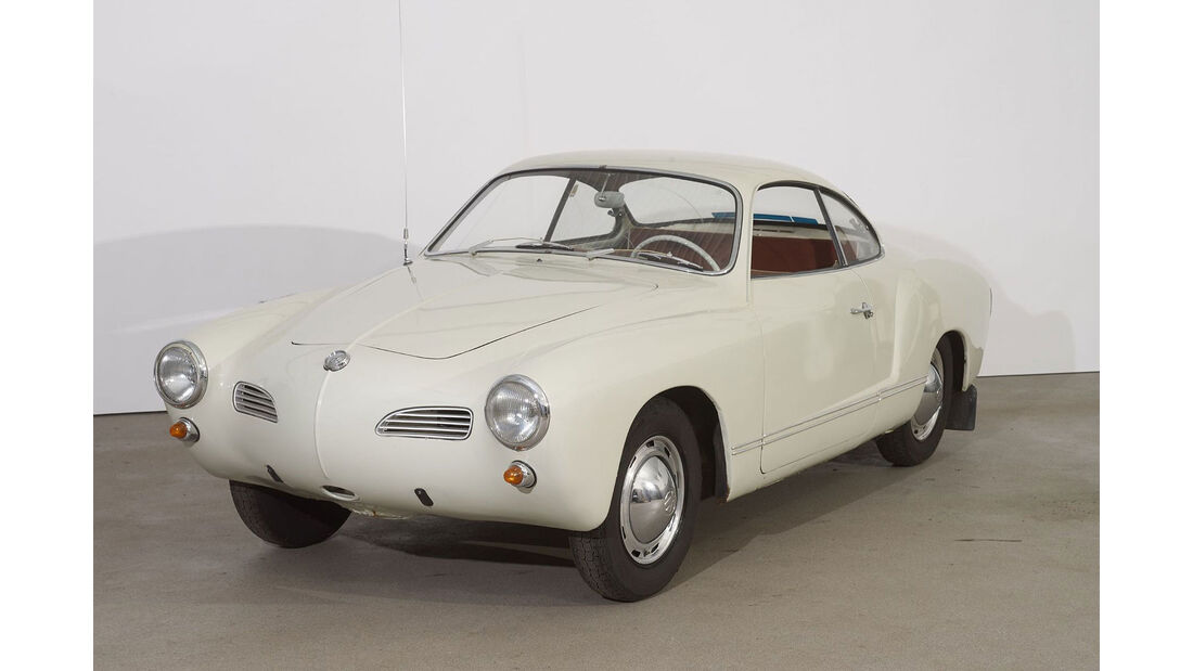 Volkswagen Karmann Ghia (1962)
