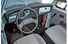 Volkswagen Mexico-Käfer, Cockpit