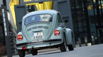 Volkswagen Mexico-Käfer, Heckansicht