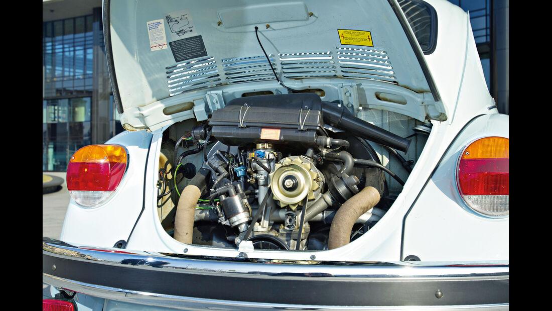 Volkswagen Mexico-Käfer, Motor